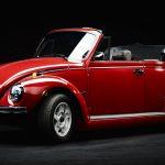 Elektroauto Umbau Käfer Cabrio 1302 rot - Retrokäfer - Murschel Electric Cars - Oldtimer Restauration - Interieur Design - Batterie Fertigung - Elektroauto Prototypen Bau