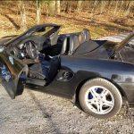 Elektroauto Umbau Porsche Cabriolet - Murschel Electric Cars - Oldtimer Restauration - Interieur Design - Batterie Fertigung - Elektroauto Prototypen Bau